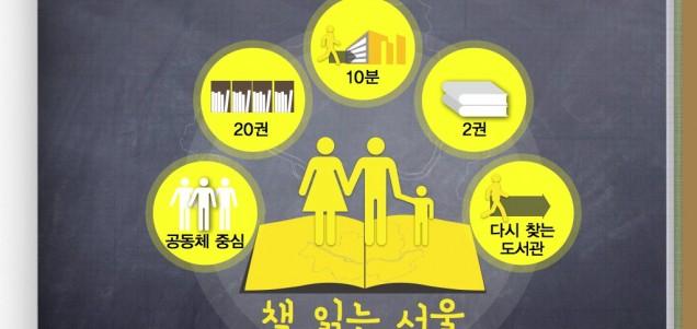 서울시도서관 정책 프리젠테이션